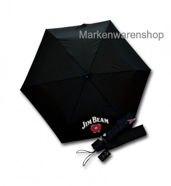 Jim Beam - Automatik Regenschirm Taschenschirm Schirm