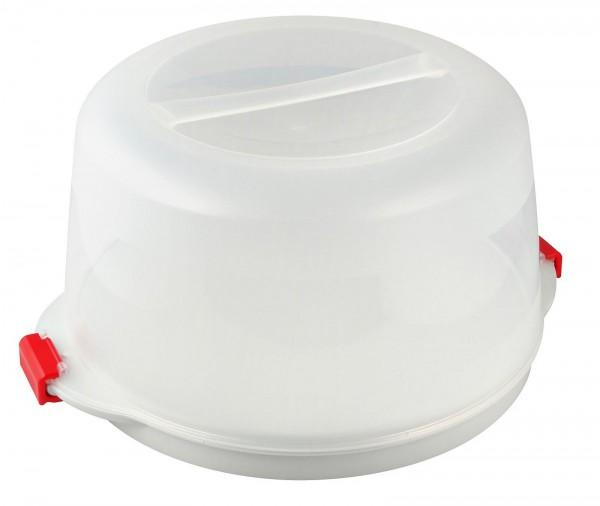 Dr. Oetker - Kuchen- Transport- Box Behälter mit Fach für Kühlakkus 1013 Bake&Go