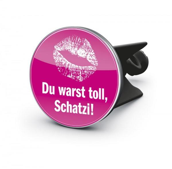 Stöpsi - TOLL SCHATZI Waschbeckenstöpsel Abfluss Stöpsel Stopfen Bad WC 03014