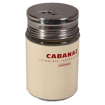 Cabanaz - Gewürz- und Zuckerstreuer Streuer, Vanille