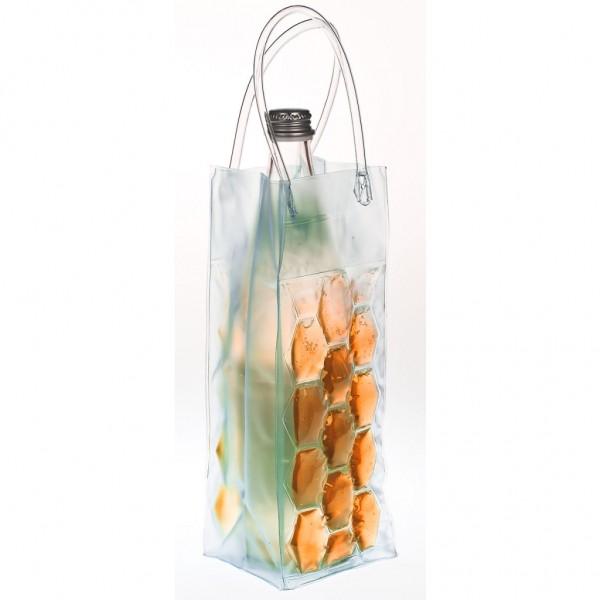 Genius - Flaschenkühler Sektkühler Weinkühler Kühltasche orange 15080