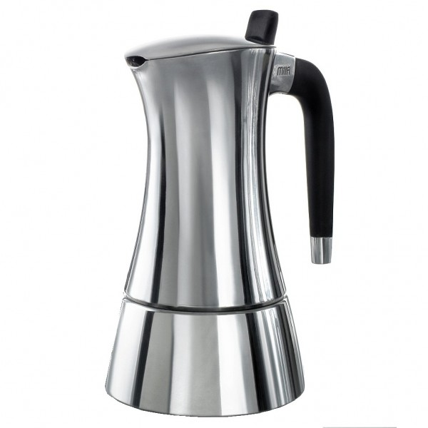 Casa Bugatti - Espresso- Kocher Maschine Zubereiter Mokka Milla 1 Tasse 53-1091