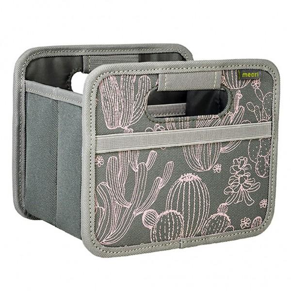 Meori - Faltbox Mini Aufbewahrungsbox Klappbox Cactus print A100532