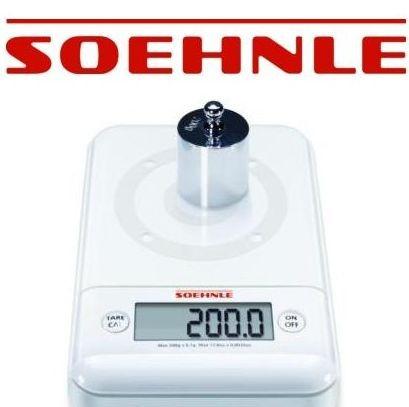 Soehnle - Küchenwaage Feinwaage digital Ultra 2.0, Weiß
