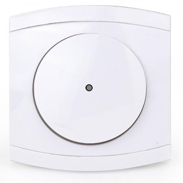 REV Modena Kontroll - Wechselschalter weiß Schalter 854104 Ein / Ausschalter