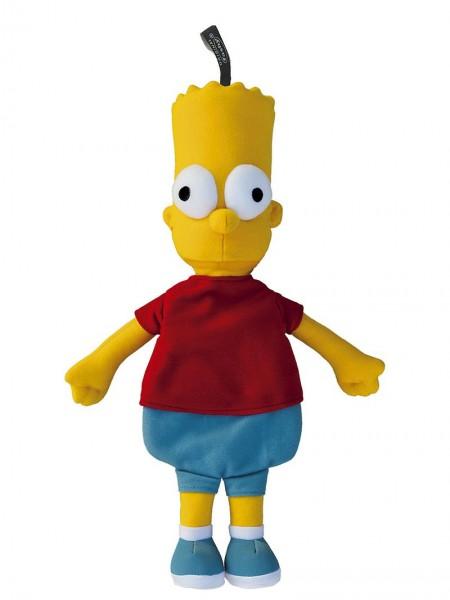 Fashy - Wärmekissen Bart Simpson (63702) Körnerkissen Rapssamenkissen