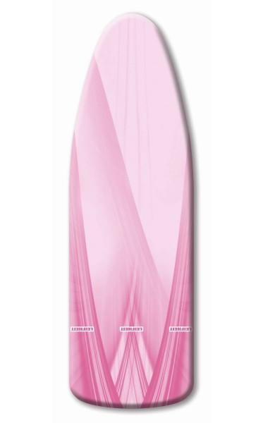 Leifheit - Bügelbezug Speed Reflect Pink S / M 125x40cm Bügeltischbezug 72381