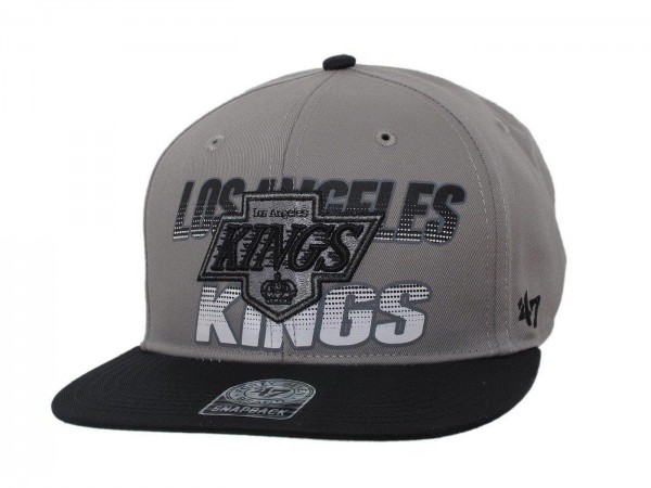 "47 Brand - NHL Cap Basecap Kappe Mütze Eishockey ""Los Angeles Kings"" (Nr. 48)"