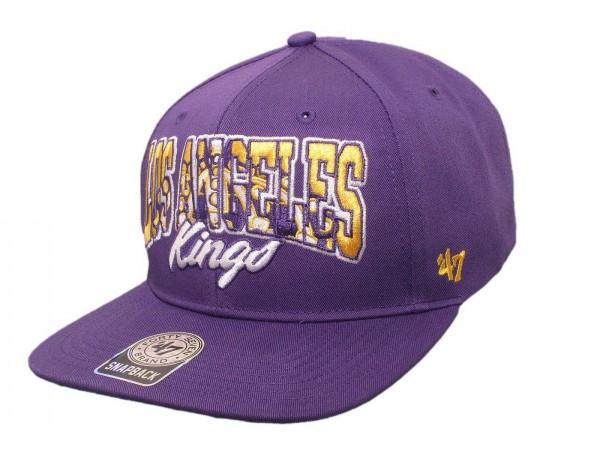 """47 Brand - NHL Cap Basecap Kappe Mütze Eishockey """"Los Angeles Kings"""" (Nr. 113)"""