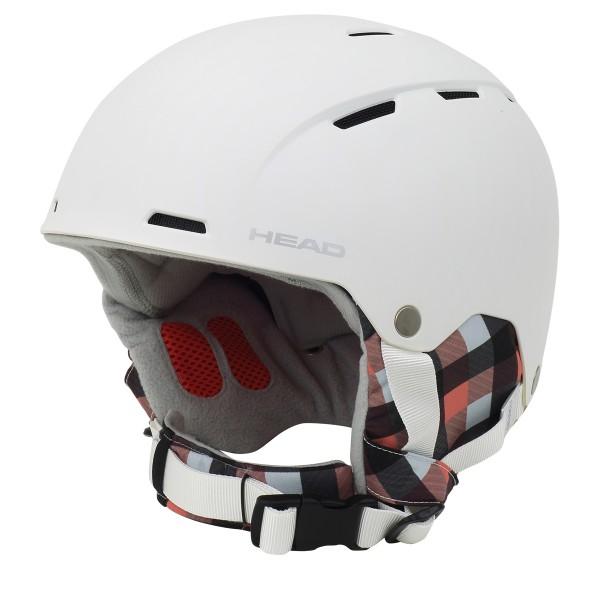 HEAD Ski Damenhelm Avril weiß Gr. M Sondermodell Helm Skihelm 325225