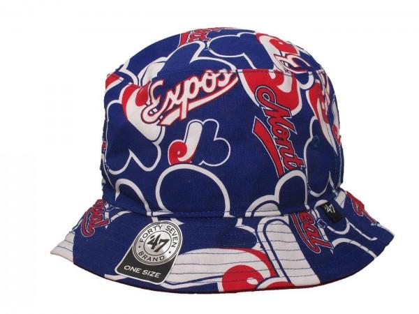 "47 Brand - MLB Mütze Basecap Kappe Cap Baseball ""Montreal Expos"" (Nr. 99)"