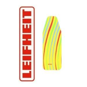 """Leifheit - Bügelbezug Cotton """"Swing"""" Gelb Gr. S Bügeltischbezug Bügelbrettbezug"""