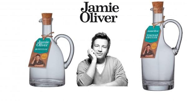 Jamie Oliver Essig oder Oil Spender Rustic Italian
