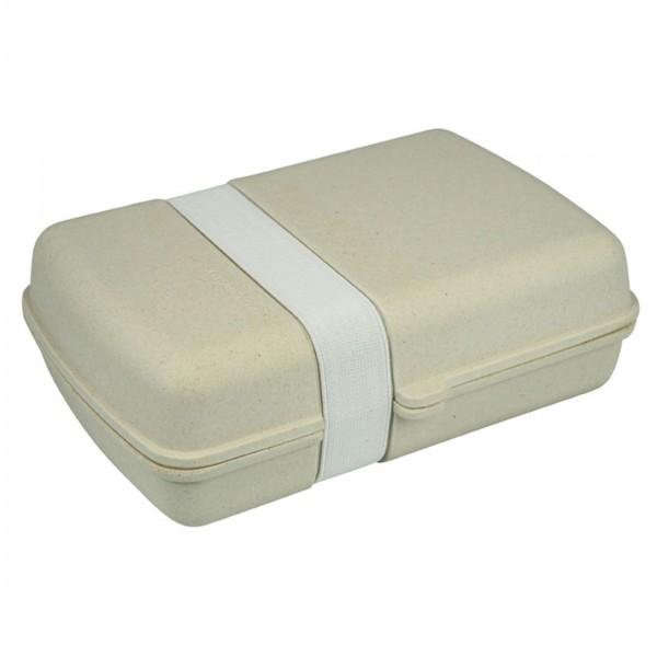 Zuperzozial - Lunch Box weiß 1400335 Brotzeitdose Brotdose Brotbox Dose abbaubar