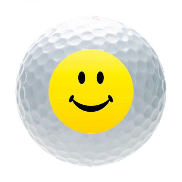 "Karwen - Magnum Tour Design Golfball ""SMILIE"" B99-349 Golf Bälle"