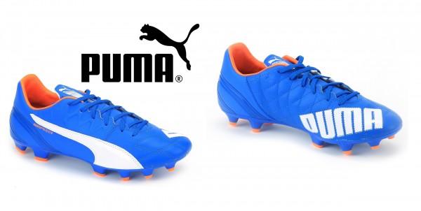 Top Puma Puma evoSPEED 3.4 Lth FG Herren Fußballschuhe Gr. 40.5
