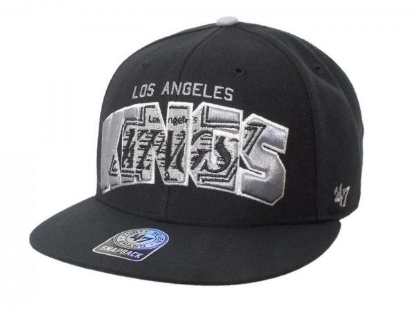 """47 Brand - NHL Cap Basecap Kappe Mütze Eishockey """"Los Angeles Kings"""" (Nr.73)"""