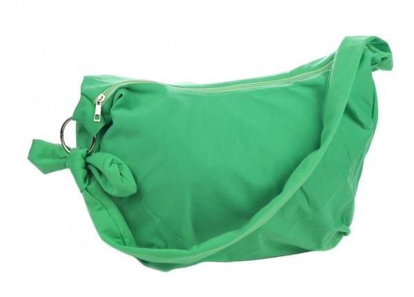 Antonio - Umhängetasche Grün Shopper Freizeittasche Tasche Beutel Nr. 29