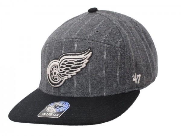 "47 Brand - NHL Cap Basecap Kappe Mütze Eishockey ""Detroit Red Wings"" (Nr.75)"