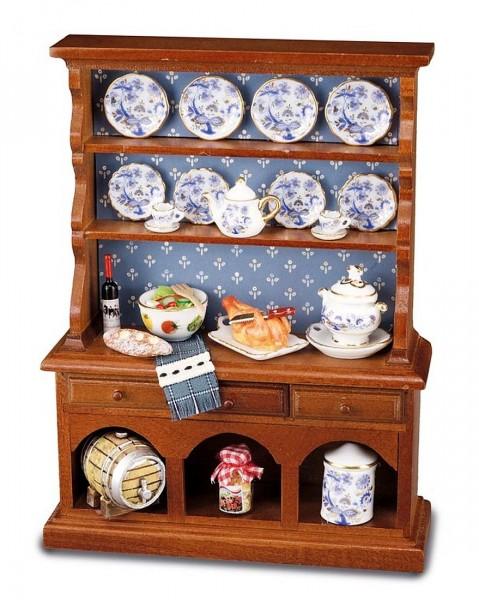 Reutter Miniaturen Küchenschrank Goldzwiebel 1.745/4 Schrank Buffet Puppenstube