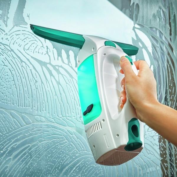 Leifheit - Fenstersauger Dry und Clean Fensterreiniger Fensterwischer 51000