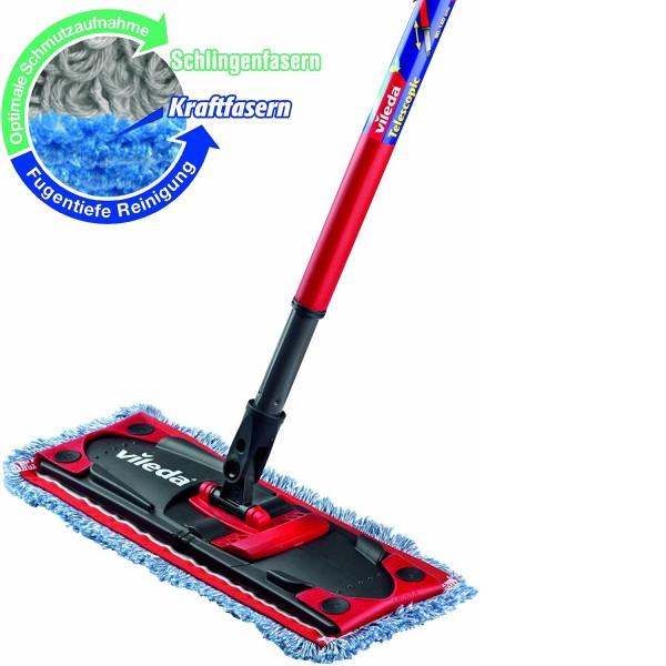 Vileda UltraMat Reinigungssystem extra feucht 4023103138940