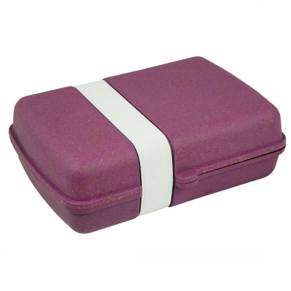 Zuperzozial - Lunch Box Lila 1400330 abbaubar Brotzeitdose Brotdose Brotbox Dose