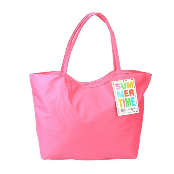 Antonio - XXL Strandtasche Summer-Time Pink Badetasche Tasche Nr. 35