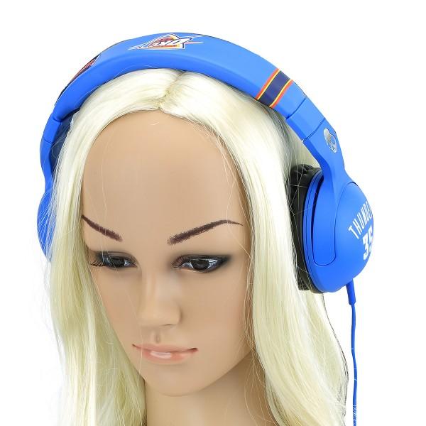 Skullcandy NBA Series Hesh 2.0 Over-Ear Kopfhörer Kevin Durant Thunder 35 Blau