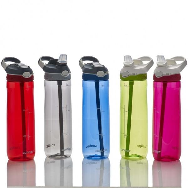 Auswahl Contigo Trinkflasche Sport & Wasserflasche Ashland 720 ml