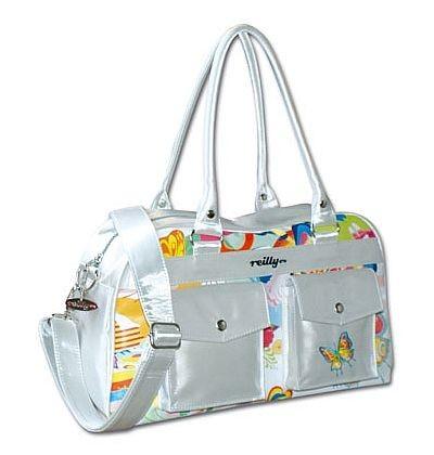 Reilly - Handtasche Umhängetasche Tasche, weiß 10401100