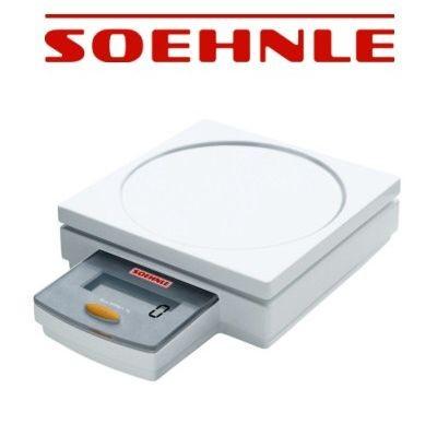 """Soehnle - Küchenwaage Waage digital """"Mara"""", weiß -5kg"""