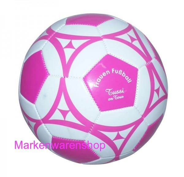 Tussi on Tour - Frauen Fußball WM, Ball, Fanartikel
