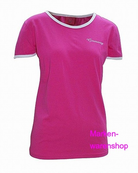 Tussi on Tour - Frauen Fußball WM, Shirt T-Shirt Gr. M