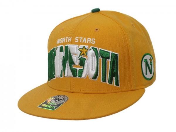 "47 Brand - NHL Cap Basecap Kappe Mütze Eishockey ""Minnesota North Stars"" (Nr.70)"