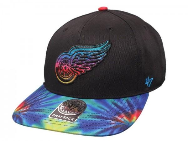 "47 Brand - NHL Cap Basecap Kappe Mütze Eishockey ""Detroit Red Wings"" (Nr. 102)"