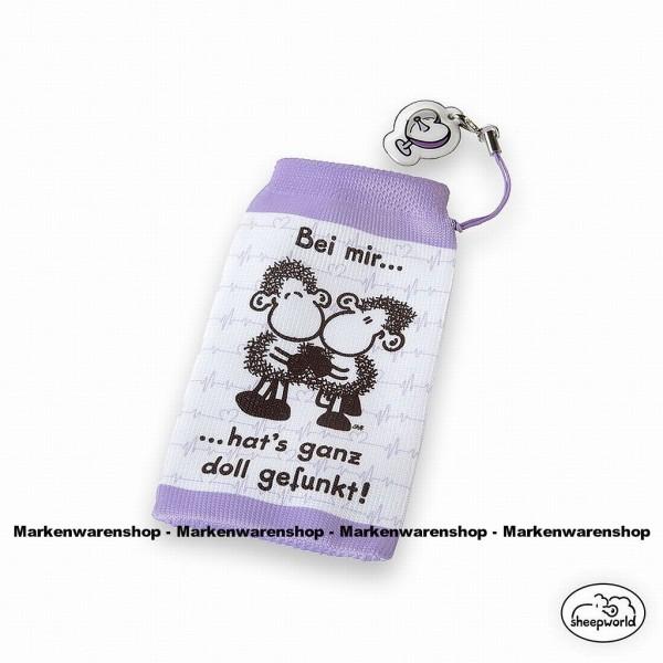 Sheepworld Handysocke, Handytasche - Ganz doll gefunkt 41807