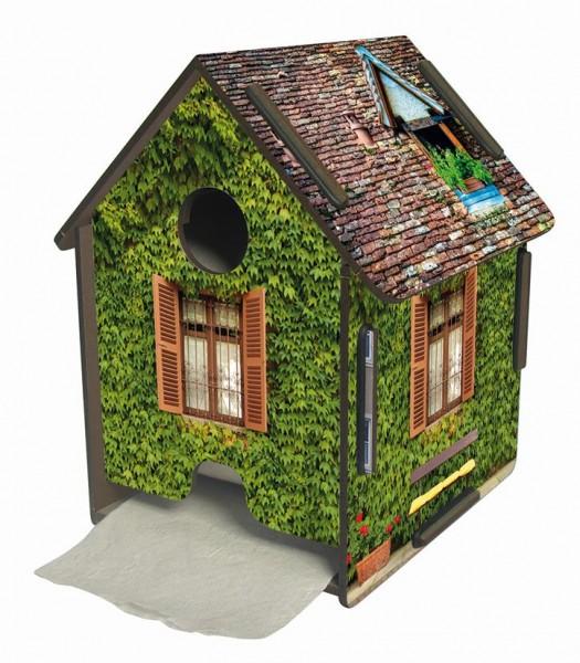 Werkhaus ToPa Haus Efeu PP5107 WC Rollen- Klopapier- Toilettenpapier- Halter