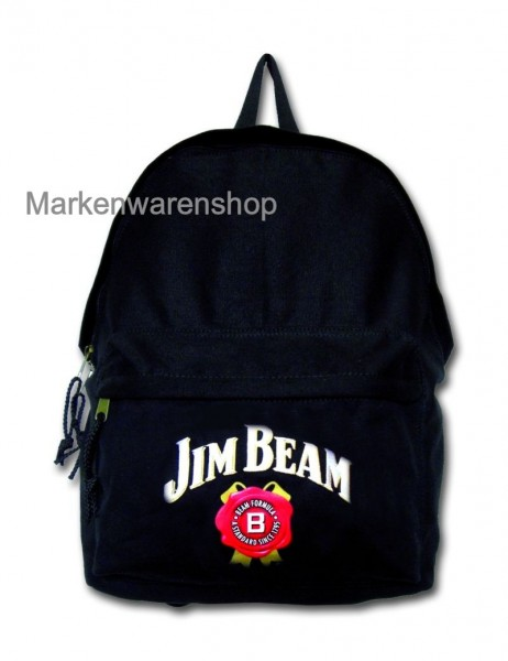 Jim Beam - Rucksack Backpack in schwarz