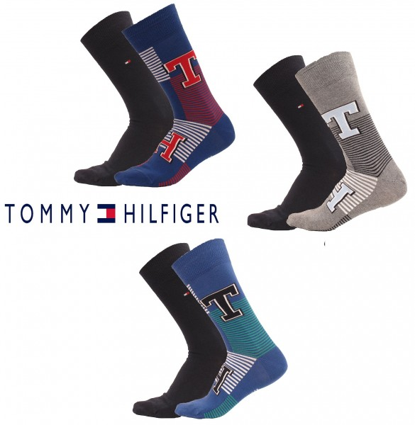 Original Tommy Hilfiger Herren Bussines Socken