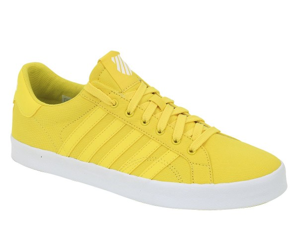 K-Swiss Damen Sneakers Belmont So T Sherbet 93739 Gelb EU 39,5