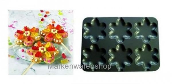 Dr. Oetker Lolli - Blumenbackform Blumenform Muffinform
