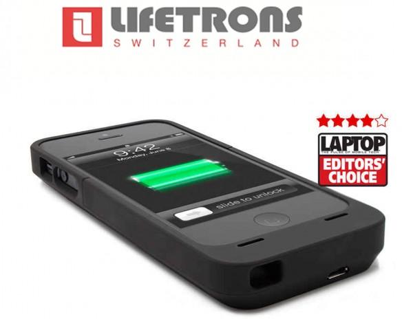 Liftrons Akku Case 3000mAh Portable Battery Pack Apple iPhone 6/6S UVP 109,90 €