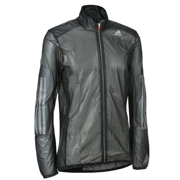 NEU adidas Herren / Damen Jacke Adizero ClimaProof 150g Gr. S Laufjacke Running