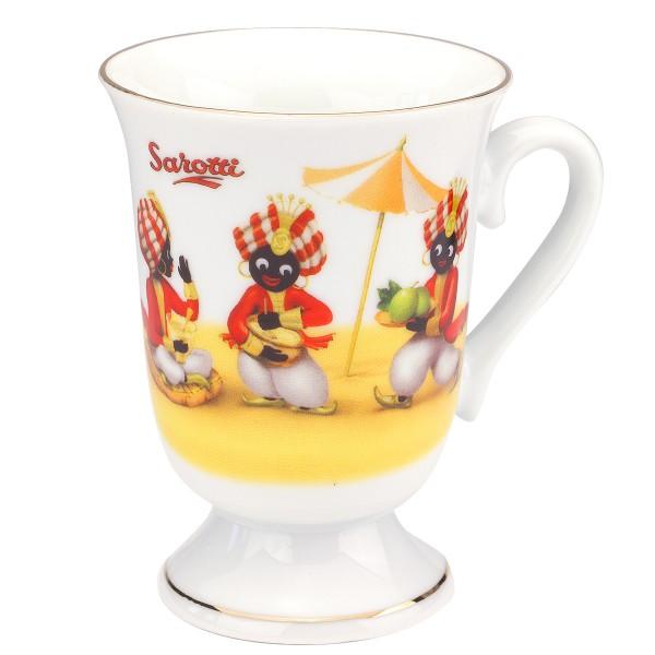 Reutter Porzellan Sarotti Schokobecher 87.060/0 Kakao Tasse Kaffeetasse