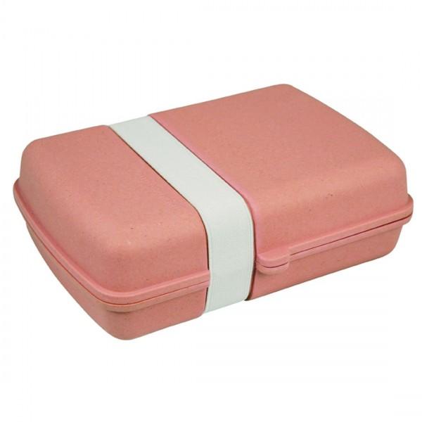 Zuperzozial - Lunch Box Pink 1400339 abbaubar Brotzeitdose Brotdose Brotbox Dose