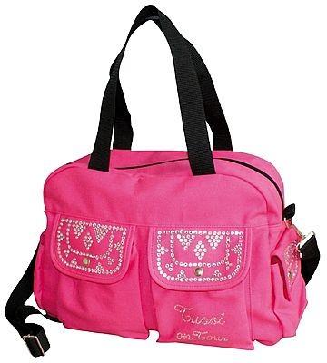 Tussi on Tour - Tasche, Mixed Bag, Umhängetasche, pink