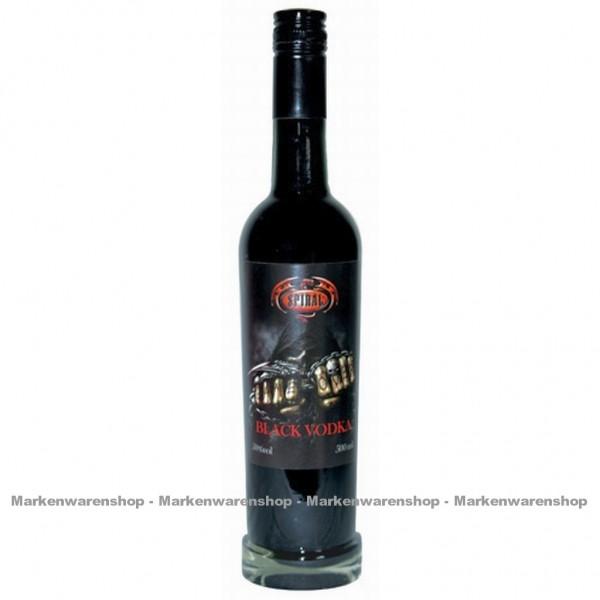 Spiral Black Wodka