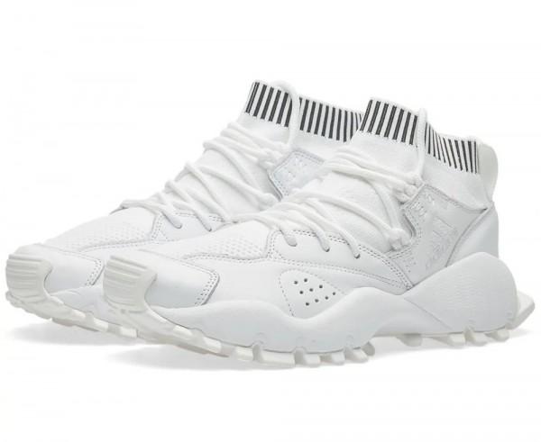 adidas Sneaker Schuhe Sportschuhe Freizeitschuhe Herren Seeulater Primeknit weiß