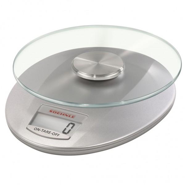 Soehnle - Digitale Küchenwaage Roma Silver 65856